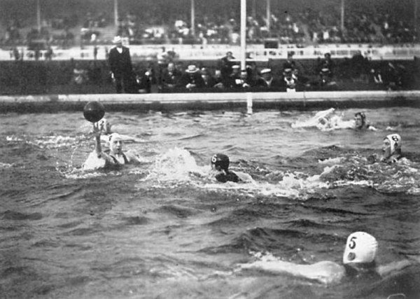 London_1908_Water_Polo