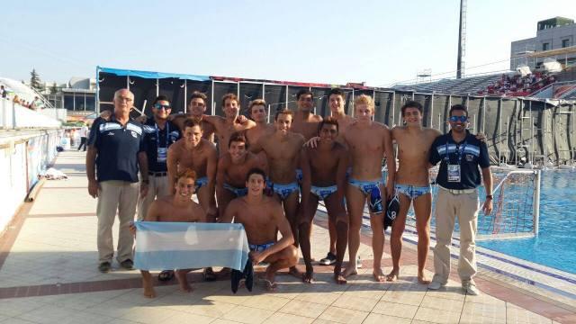 selección argentina waterpolo sub17