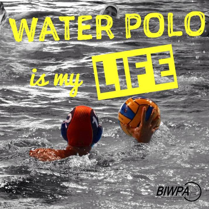 water polo is my life