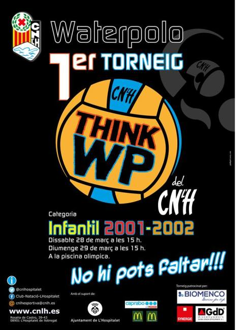 1º Trofeo THINK WP Infantil