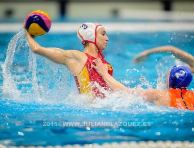 Cn rub waterpolo madrid for Piscina 86 mundial madrid