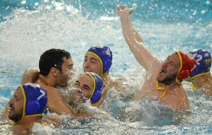 barceloneta waterpolo final six
