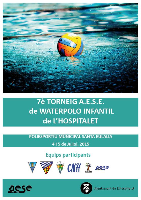 cartel torneo WP AESE infantil 2015