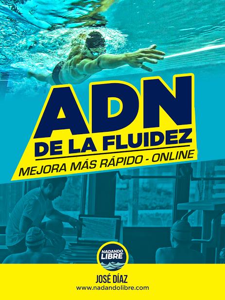 ADN de la fluidez nadando libre