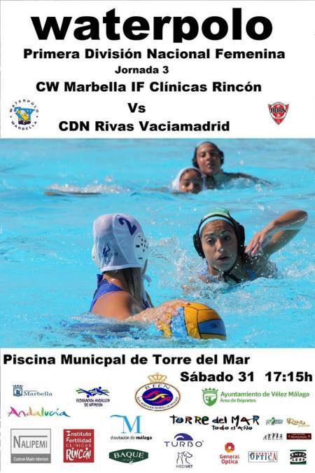 waterpolo marbella