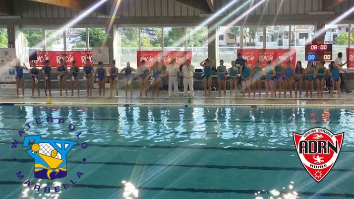 rivas waterpolo femenino